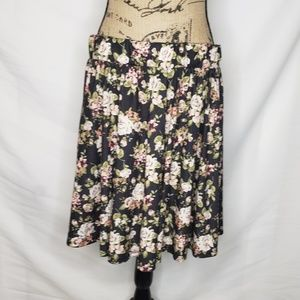 Joe Boxer | Floral Skirt
